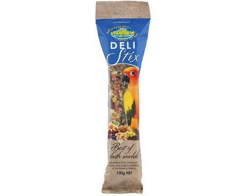 Vetafarm Delistix Best of Both Worlds, Bird Treat Bar, 100gThis is a bird treat with a difference! Best...