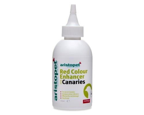 Aristopet Bird Colour Enhancer, Red, 125mlThis product will help to enhance the red colour of your pet...
