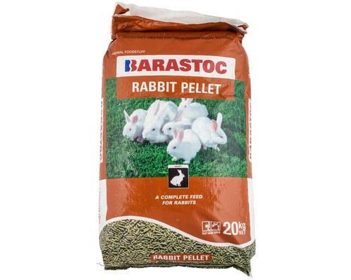BARASTOC RABBIT PELLETS 20KG~Need rabbit Pellets? Boosting your rabbit's nutrition with pellets is a...