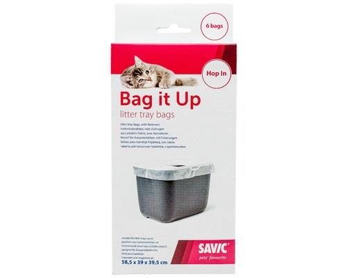 SAVIC BAG IT UP HOP IN LINERS 6 PACKSavic make it easy for you to clean up after your...