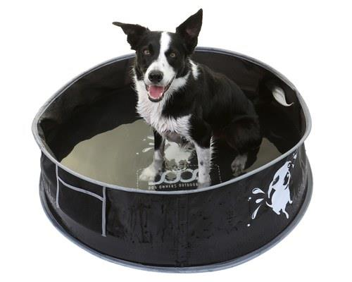 DOOG FOLDABLE PET POP-UP POOL MEDIUMSummer is always better with a pool. Got no room for a pool?...