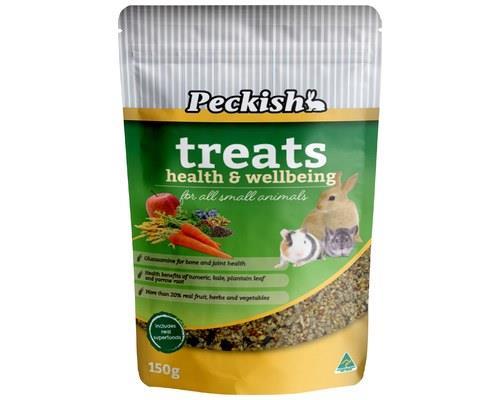 PECKISH S.A HEALTH TREAT 150GM - HEALTH & WELLBEINGPeckish S.A. Health Treats: they're like healthy...