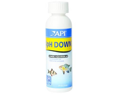 API | pH DOWN | FRESHWATER | 118ml     The pH of a liquid refers to it's level of acidity and...