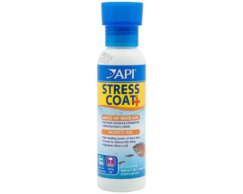 API | STRESS COAT | 118ml Getting caught in netting, being mishandled, interacting with dead and...