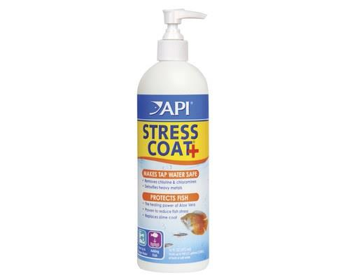 API STRESS COAT 473MLStress Coat from API is the ideal formula to use to reduce your fish's stress and...