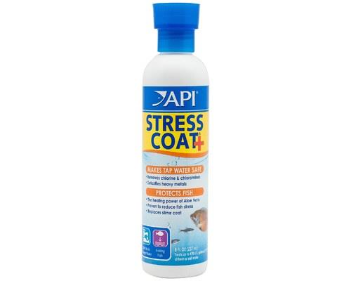 API | STRESS COAT | 240ml   Getting caught in netting, being mishandled, interacting with dead and...