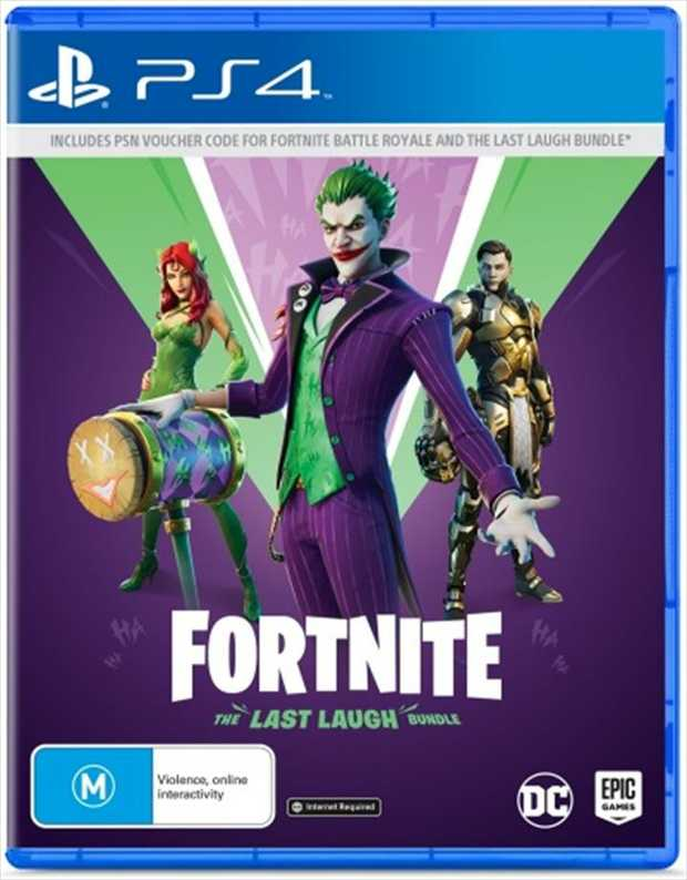 Fortnite The Last Laugh BundleGenius comes in many forms - whether you're dangerously funny...
