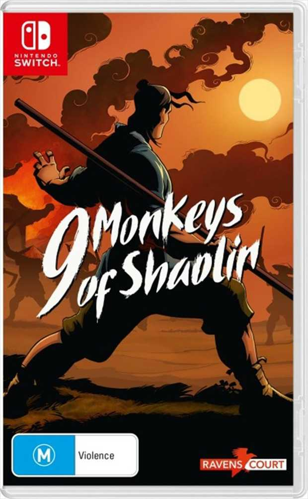 """9 Monkeys of Shaolin""""If you know the enemy and know yourself, you need not fear the result of a..."""
