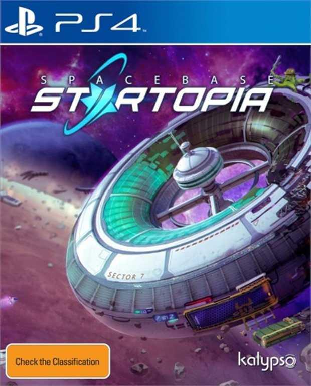 Spacebase StartopiaSPACEBASE STARTOPIA captivates with its original mixture of economic simulation and...
