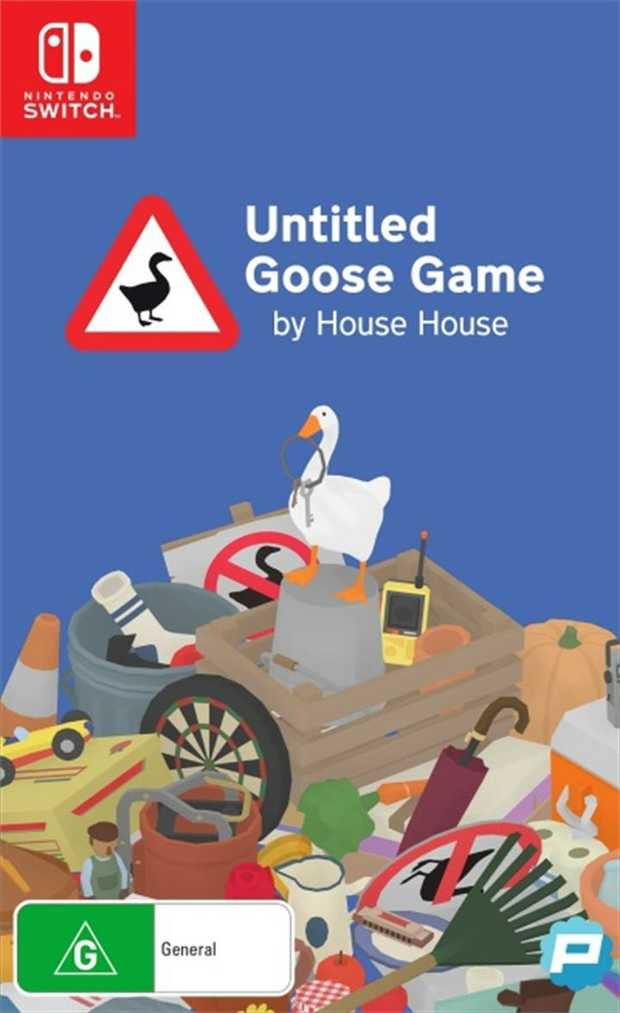 Untitled Goose GameIt's a lovely morning in the village and you are a horrible goose.Untitled Goose...