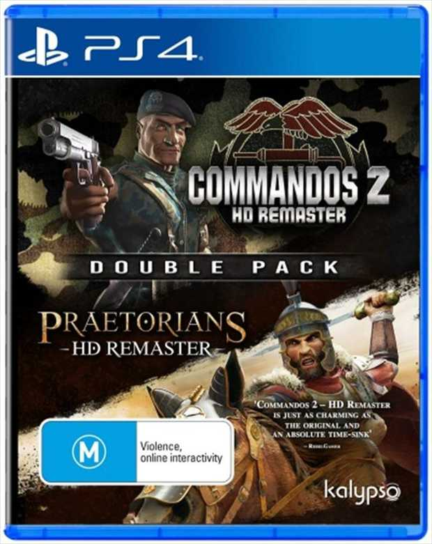 Commandos 2 and Praetorians HD Remaster Double PackRelive two masterpieces, originally developed by the...