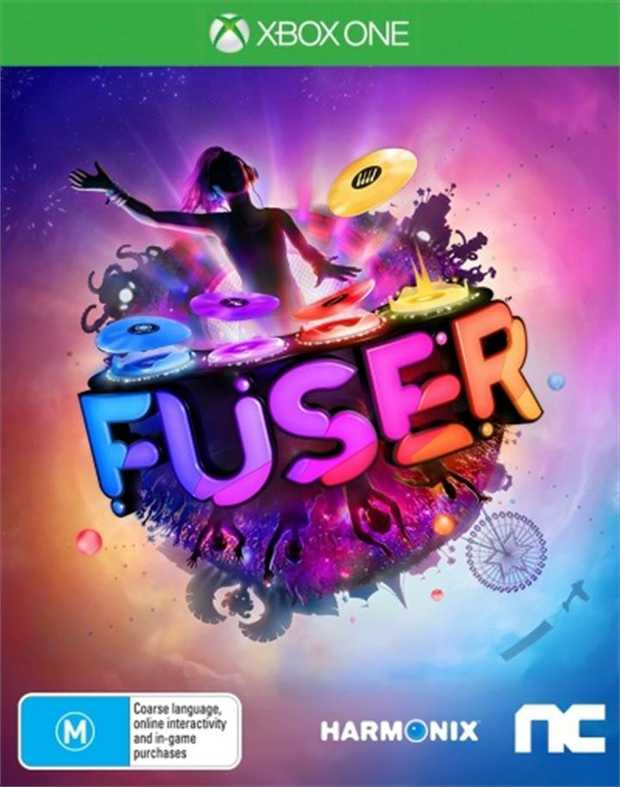 FUSERFrom the creators of Rock Band and Dance Central comes FUSER - a nonstop virtual music festival...
