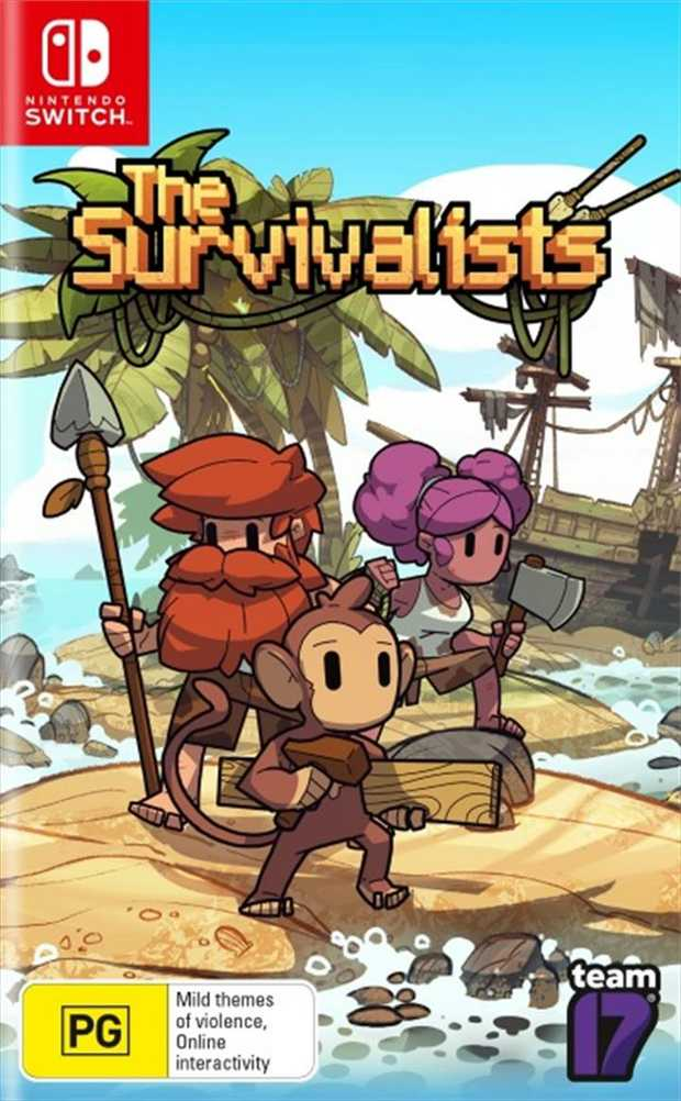 The SurvivalistsA living world full of surprises, secrets and danger awaits in The Survivalists, an...