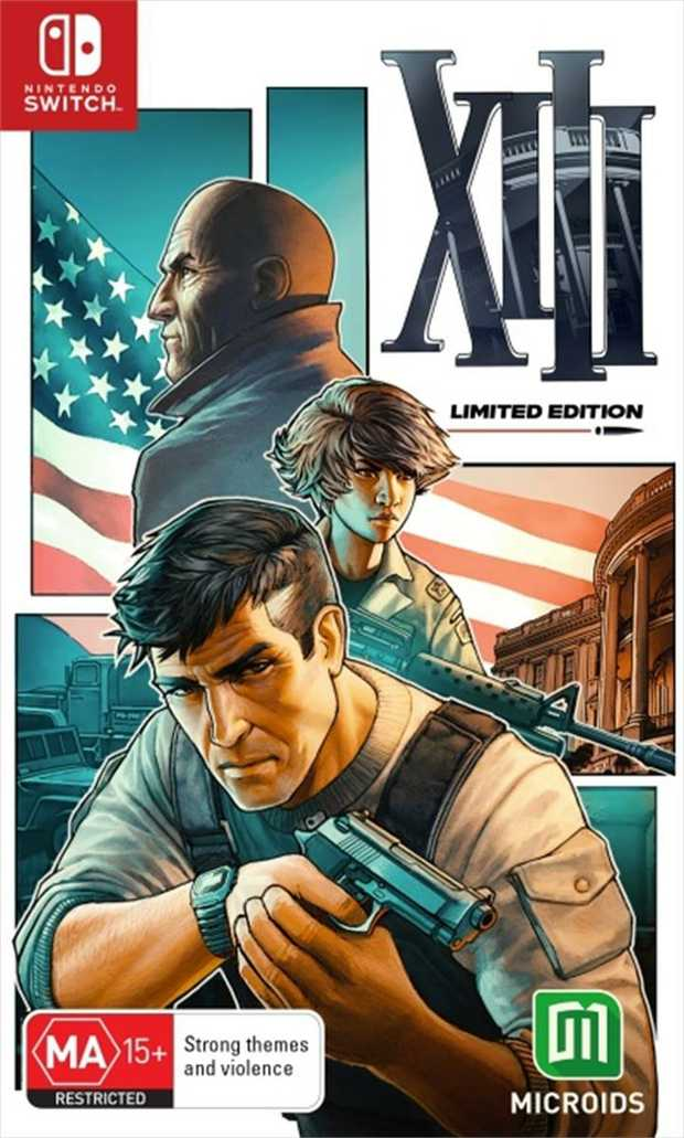 XIII Remastered Limited EditionThe Limited Edition includes the following:A two-sided metal Collector...