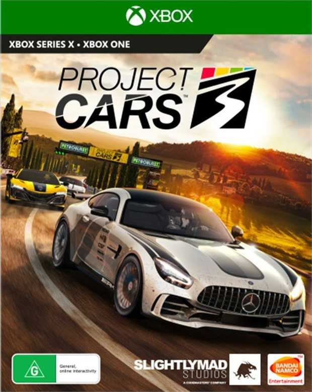 Project Cars 3Project CARS 3 is the third instalment in the best-seller racing franchise that brings...