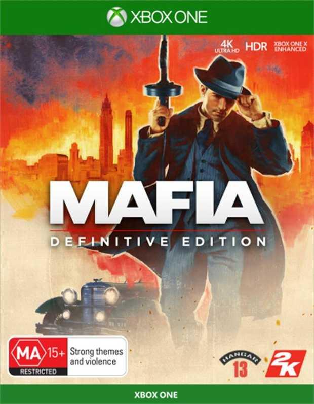 Mafia Definitive EditionPart one of the Mafia crime saga - 1930s, Lost Heaven, ILRe-made from the...