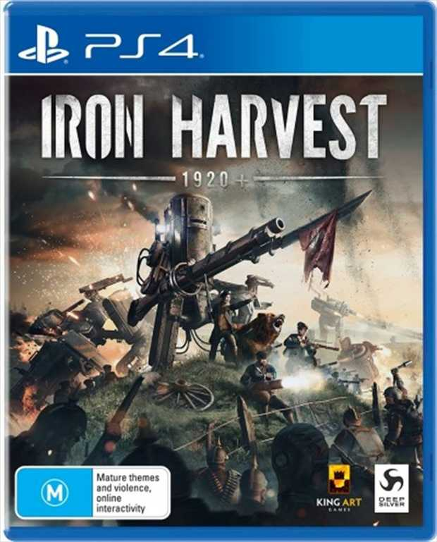 Iron Harvest 1920Iron Harvest is a real-time strategy game (RTS) set in an alternate reality of 1920+...