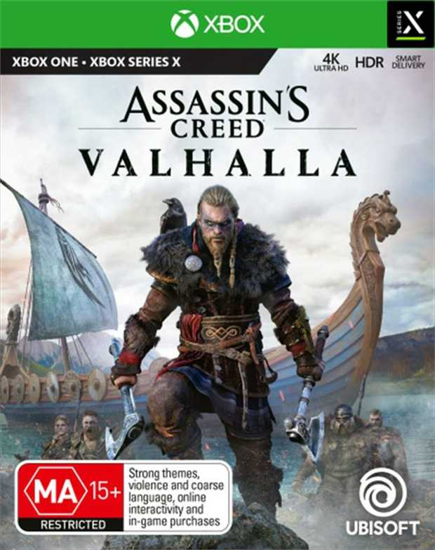 Assassins Creed ValhallaNinth century AD. Driven from Norway by endless wars and dwindling resources, a...