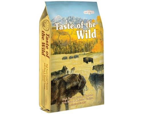 TASTE OF THE WILD HIGH PRAIRIE CANINE 5.6KGGive your dog a Taste of the Wild!Taste of the Wild...