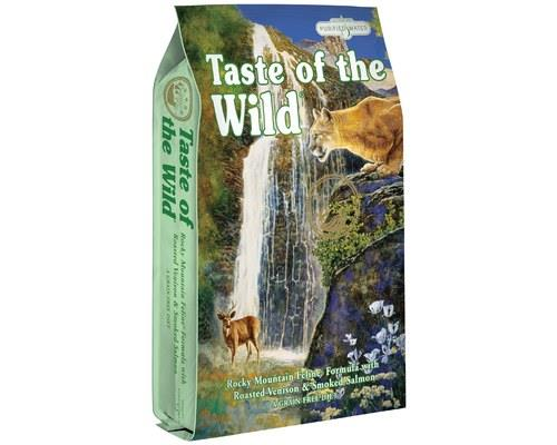 TASTE OF THE WILD ROCKY MOUNTAIN FELINE 6.6KGIt doesn't come more natural than the Taste of the...