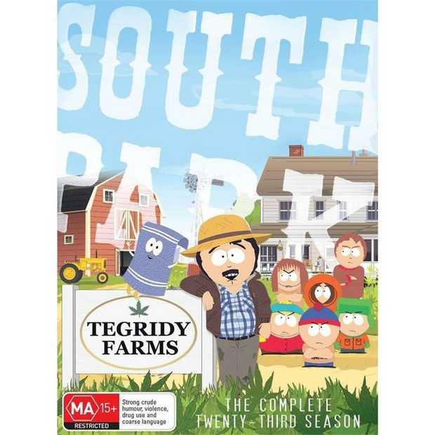 South Park - Season 23 DVD      South Park returns for its amazing...