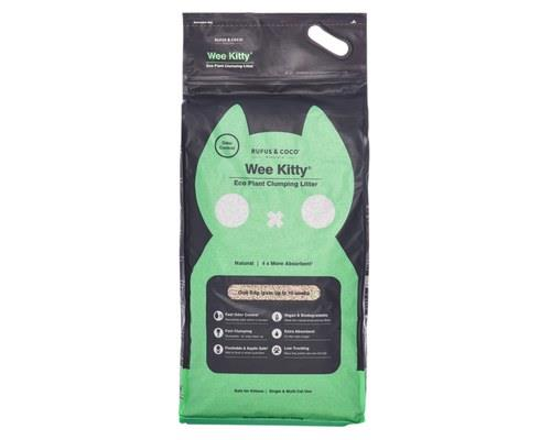 RUFUS & COCO ECO PLANT LITTER 9KGWee Kitty Eco Plant Clumping litter is here to take care of your...