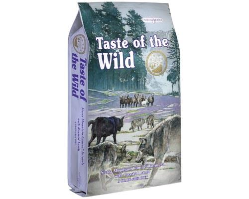 TASTE OF THE WILD SIERRA MOUNTAIN CANINE 6KGThe Taste of the Wild Sierra Mountain is a delicious dry...