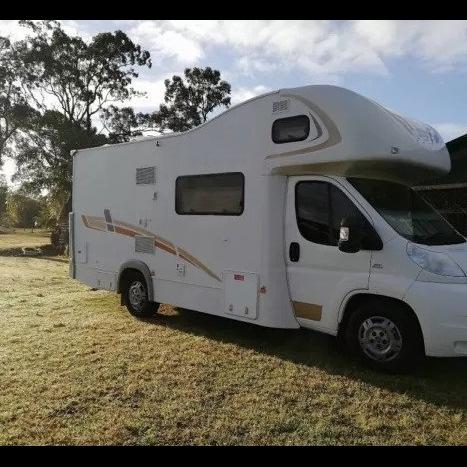 Fiat Campervan,auto,turbo diesel,shower &toilet,A/C,kitchen with fridge,reverse camera