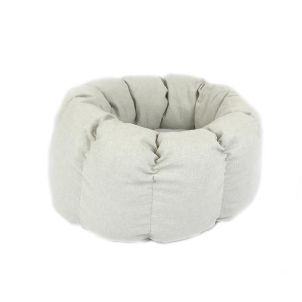Ts Cat Bed Luxy Linen Small Pet: Dog Category: Dog Supplies  Size: 1.1kg Colour: Brown Material: Cotton...