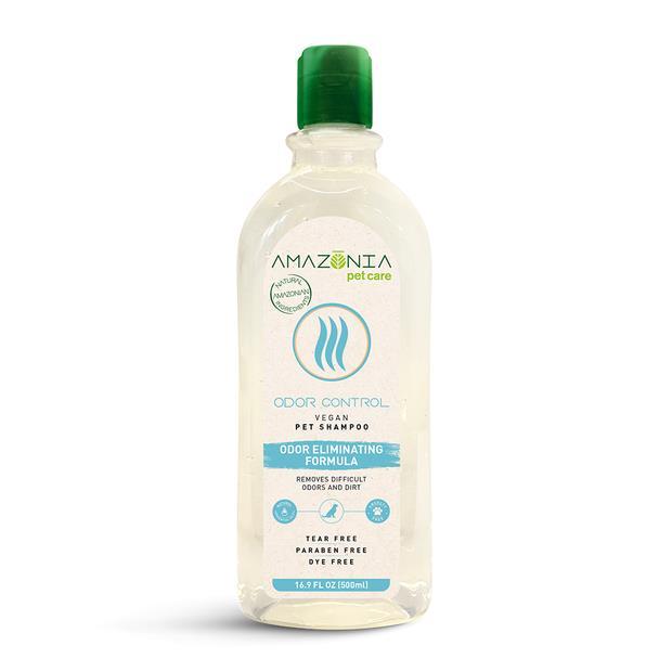 Amazonia Shampoo Odour Control 500ml Pet: Dog Category: Dog Supplies  Size: 0.6kg  Rich Description:...