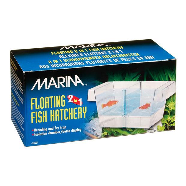 Marina 2 In 1 Fish Hatchery Each Pet: Fish Category: Fish Supplies  Size: 0.2kg  Rich Description:...