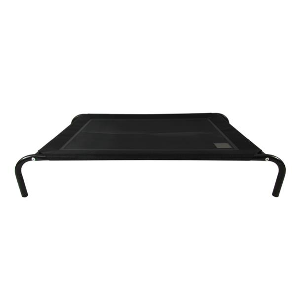 Ts Raised Dog Bed Black Large Pet: Dog Category: Dog Supplies  Size: 4kg Colour: Black  Rich...