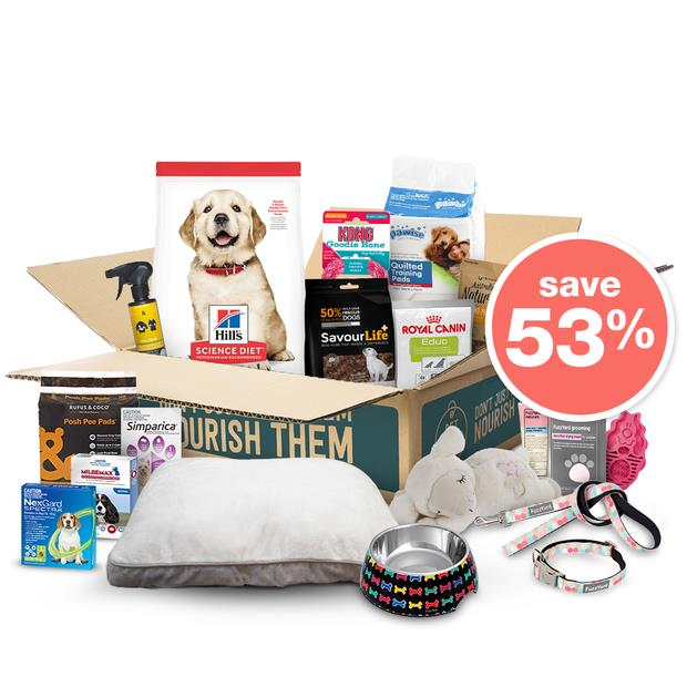The Puppy Starter Box Hills Science Diet Small Pet: Dog Category: Dog Supplies  Size: 5kg  Rich...