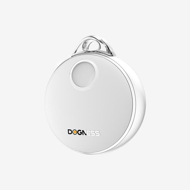 Dogness Smart Dog Tag Each Pet: Dog Category: Dog Supplies  Size: 0.2kg Colour: White  Rich...