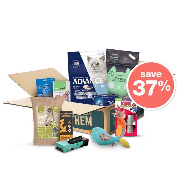 The Kitten Everyday Box Advance Each Pet: Cat Category: Cat Supplies  Size: 6kg  Rich Description: Are...