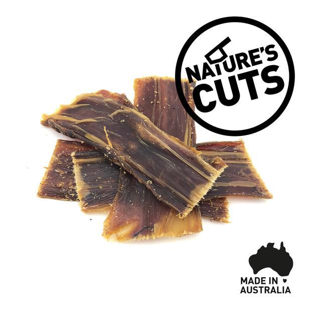 Natures Cuts Beef Chews 100g Pet: Dog Category: Dog Supplies  Size: 0.1kg  Rich Description: Natures...