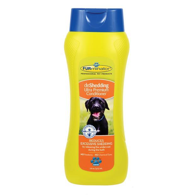 Furminator Premium Deshedding Conditioner 473ml Pet: Dog Category: Dog Supplies  Size: 0.5kg  Rich...