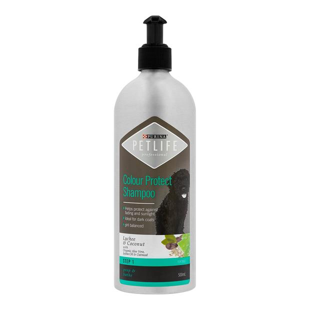 Petlife Professional Shampoo Colour Protect 500ml Pet: Dog Category: Dog Supplies  Size: 0.6kg  Rich...