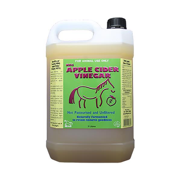 Nrg Apple Cider Vinegar 5L Pet: Horse Size: 5.1kg  Rich Description: Suitable for all adult...