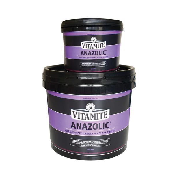 Mitavite Vitamite Anazolic 2.5kg Pet: Horse Size: 2.7kg  Rich Description: Suitable for horses with...