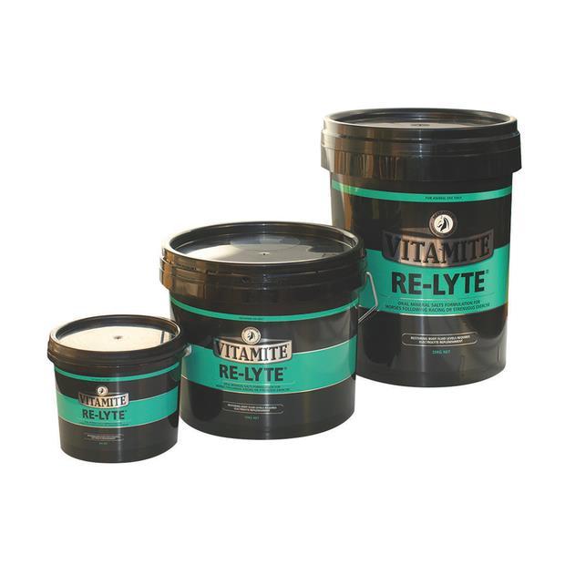 Mitavite Vitamite Re Lyte 2kg Pet: Horse Size: 2.2kg  Rich Description: Suitable for horses under heavy...