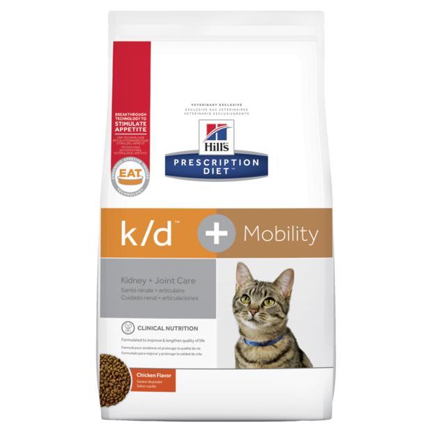 Hills Prescription Diet Feline Kd Mobility Chicken 2.88kg Pet: Cat Category: Cat Supplies  Size: 3.1kg...