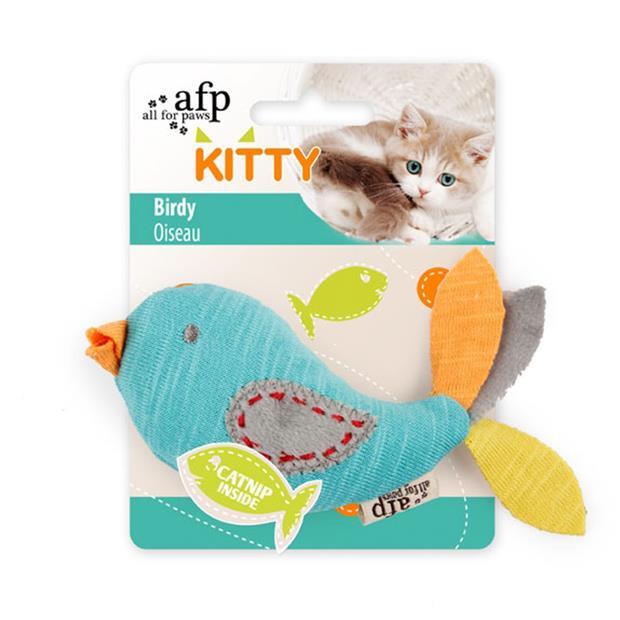 Afp Kitty Birdy Cat Toys Each Pet: Cat Category: Cat Supplies  Size: 0.1kg  Rich Description: The folks...