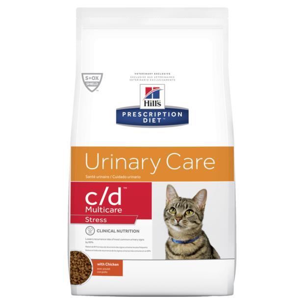 Hills Prescription Diet Feline Cd Multicare Stress 7.98kg Pet: Cat Category: Cat Supplies  Size: 8kg...