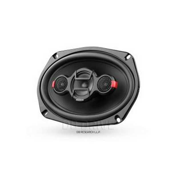 "S656.5"" Coaxial Speakers / 65 Watt RMSFeatures:6.5 2-Way13mm PEI Dome TweeterNeodymium magnetRuber..."