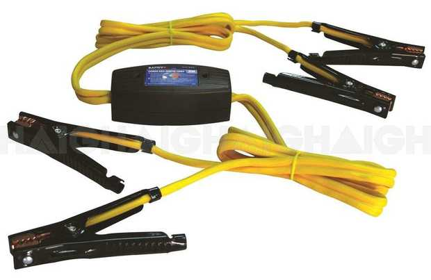 These quality Power Safe jumper leads are the fool proof way to jump start your car's battery. With...
