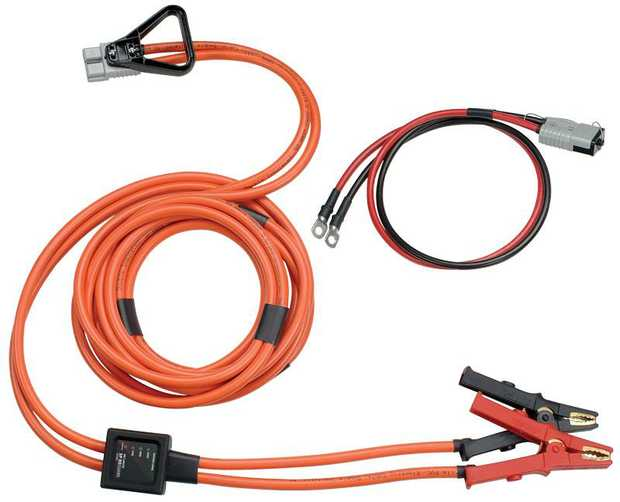 ServiceMate Booster CableA safer and faster way to jumpstart vehicles, ServiceMate booster cables...
