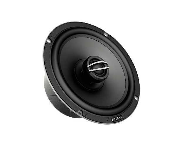 The CPX 165 car audio coaxial provides the thrill of listening to the Hertz sound even when the vehicle...