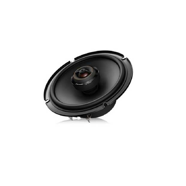 270 Watts Max Power 26mm Polyester Soft Dome Tweeter with Swivel Capability Aramid Fiber Interlaced...