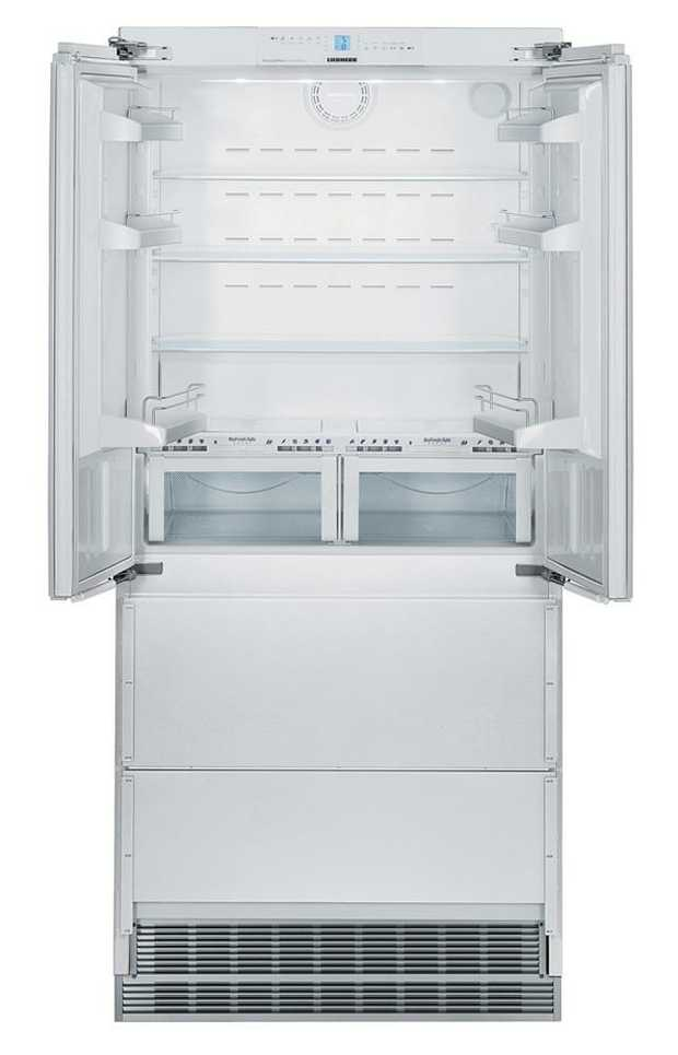 329L/183L fridge/freezer capacity 73L BioFresh Touch MagicEye Control SuperCool SuperFrost DuoCooling ...